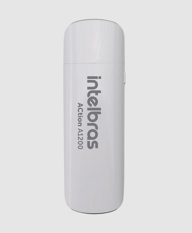 Adaptador USB Wireless Intelbras ACTION A1200