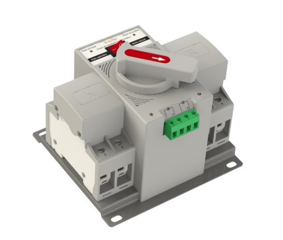 Chave de Transferência Automática 2 Polos 63A 110V