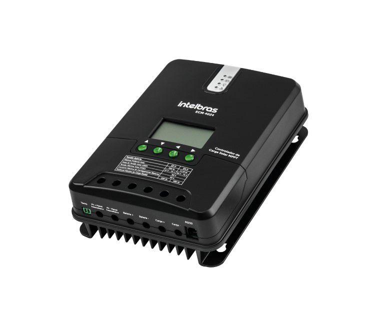 Controlador de Carga 40A MPPT ECM 4024 Intelbras