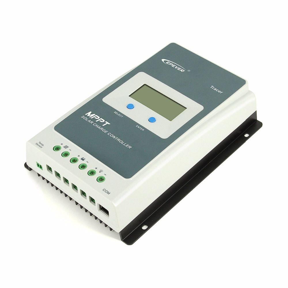 Controlador Solar 20A MPPT Epsolar Tracer 2210AN 12/24V