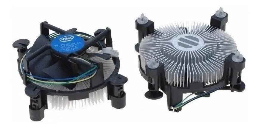 Cooler P/ Processador Intel LGA 1156/1155/1150/1151