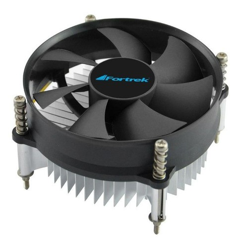 Cooler para Processador Intel LGA 1155/1156 -  Fortrek CLR-101