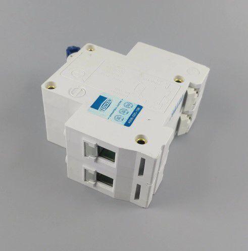 Disjuntor DC/CC 63A/440V Bipolar P/ Painéis Solar / Baterias