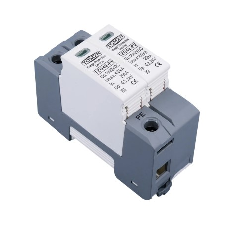 DPS - Dispositivo Proteção Surtos DC/CC 1000V/20KA / 40KA