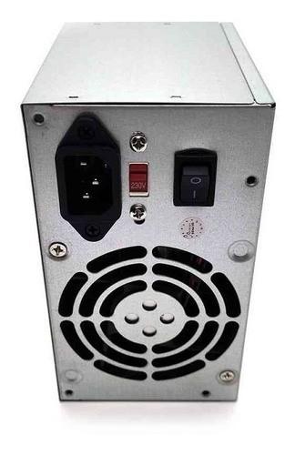 Fonte ATX 200W C3Tech PS-200V4 S/ Cabo