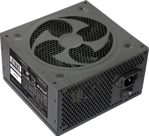 Fonte Bluecase BLU500PFC 500W PFC ATIVO BOX