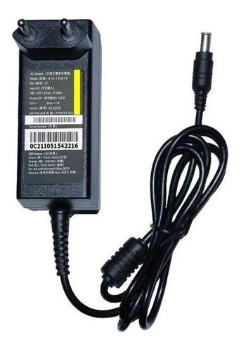 Fonte p/ Monitor LG 12V 2,5A 100% Compatível