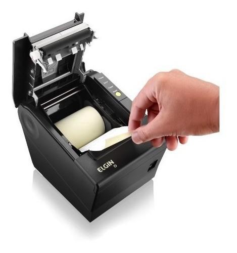 Impressora Não Fiscal Elgin I9 Térmica Guilhotina USB / Ethernet