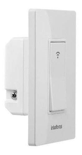 Interruptor smart Wi-Fi para iluminação Intelbras EWS 101 I