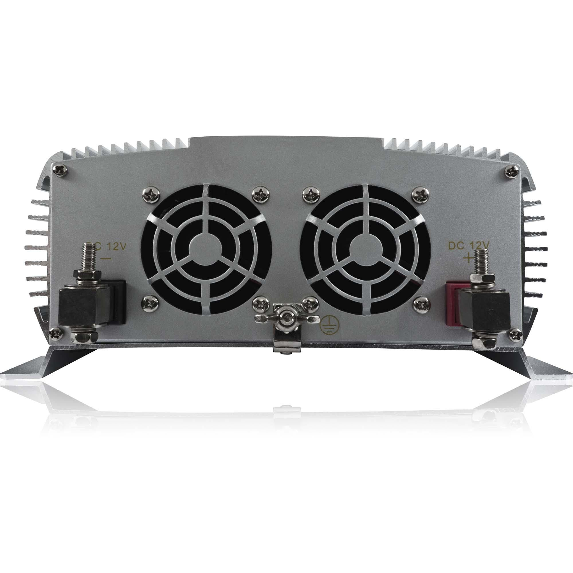 Inversor 2000w 12VDC/110V Onda Senoidal USB - Hayonik