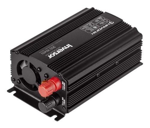 Inversor 300W 12VDC/127V Onda Modificada HY