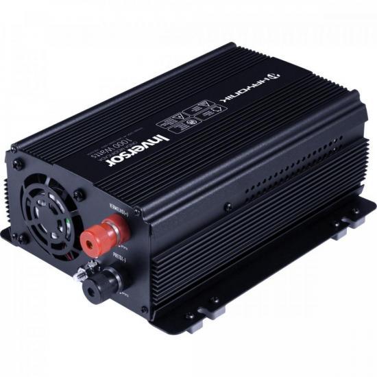 Inversor de Onda Modificada 1000W 12VDC/220V PW11-9 HAYONIK