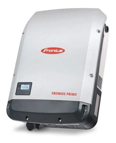 Inversor Fronius Primo 8.2-1 Potencia 8,2 Kw Mono 220V 2 MPPT