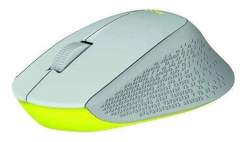 Mouse Logitech M280 Wireless Cinza
