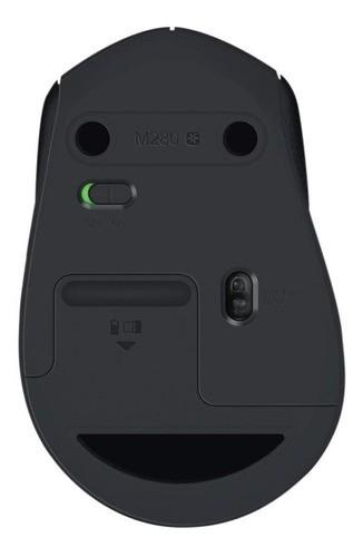 Mouse Logitech M280 Wireless Preto