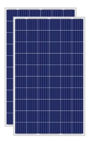 PAINEL SOLAR 340W RESUN RS6S340P POLICRISTALINO 72 CEL - CX 2Un