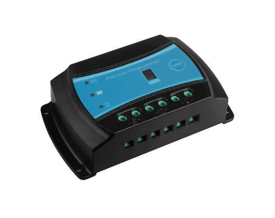Painel Solar Yingli 100W + Controlador PWM 10A + Par MC4