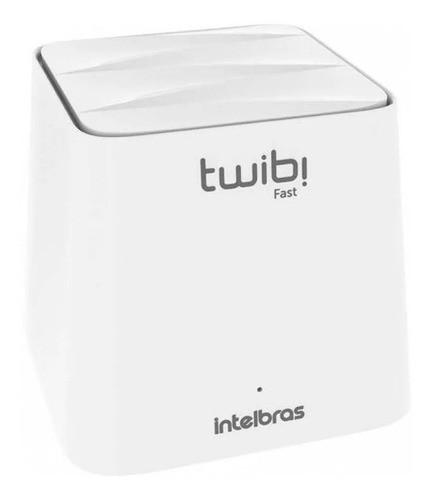 Roteador Twibi Fast Intelbras Kit c/ 2un
