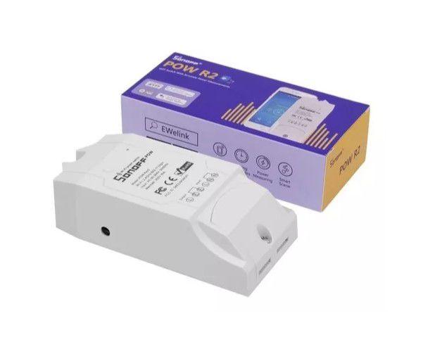 Sonoff Pow R2 Interruptor Medidor Consumo Wifi Smart Home