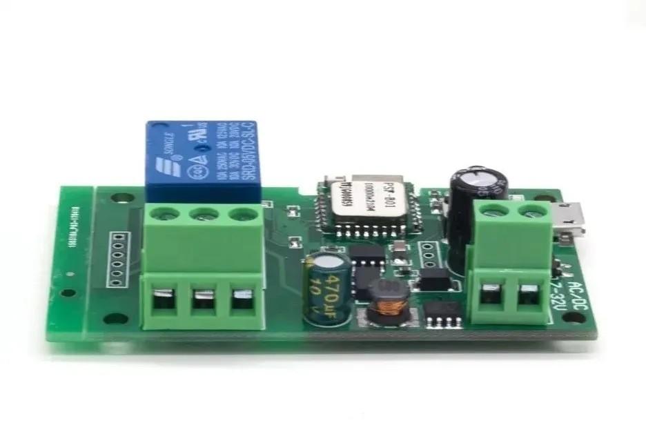 Sonoff Pulso c/ Módulo Relé p/ Automação Residencial