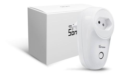 Sonoff S26 Tomada Inteligente Wifi Smart Home Automação Residencial