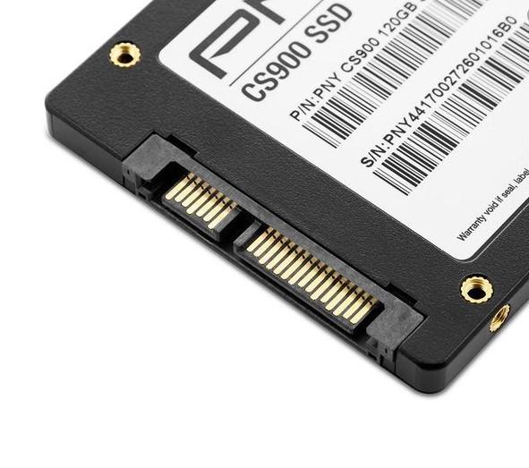 SSD 120GB PNY CS900 SSD7CS900-120-RB