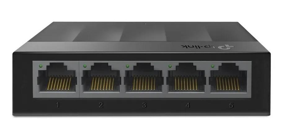 Switch Hub TP-Link LS1005G 10/100/1000 5 Portas