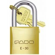 Cadeado Pado LT-30 30mm C/ 2 Chaves