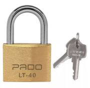 Cadeado Pado LT-40 40mm C/ 2 Chaves