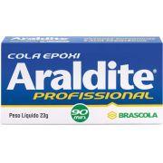 Cola Araldite Epoxi Profissional 90min 23g - Brascola