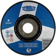 Disco De Corte | Desbaste Tyrolit Basic A30q-bf 115x2,5x22,23MM