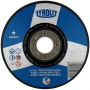 Disco De Corte Tyrolit Basic A60bf 115x1,0x22,23MM