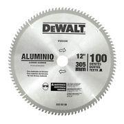 Disco de Serra Circular de 12 Pol. para Alumínio/Madeira 100 Dentes DEWALT DW03240