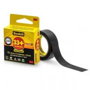 Fita Isolante 3M Scotch 19mm  33+ - 20 Metros