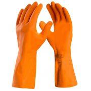 Luva De Proteção Danny Max Orange DA208D - Par