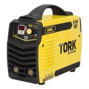 Máquina De Solda Inversora Kab180 Tork Ie7180 - Bivolt