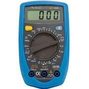 Multímetro Digital Profissional Minipa Et-1400