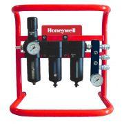 Painel Filtrante Honeywell C/ Cavalete e Linhas De Suprimentos De Ar 731253