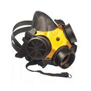 Respirador Semi Facial Comfo Plus Silicone Cinz Msa Ca 10974