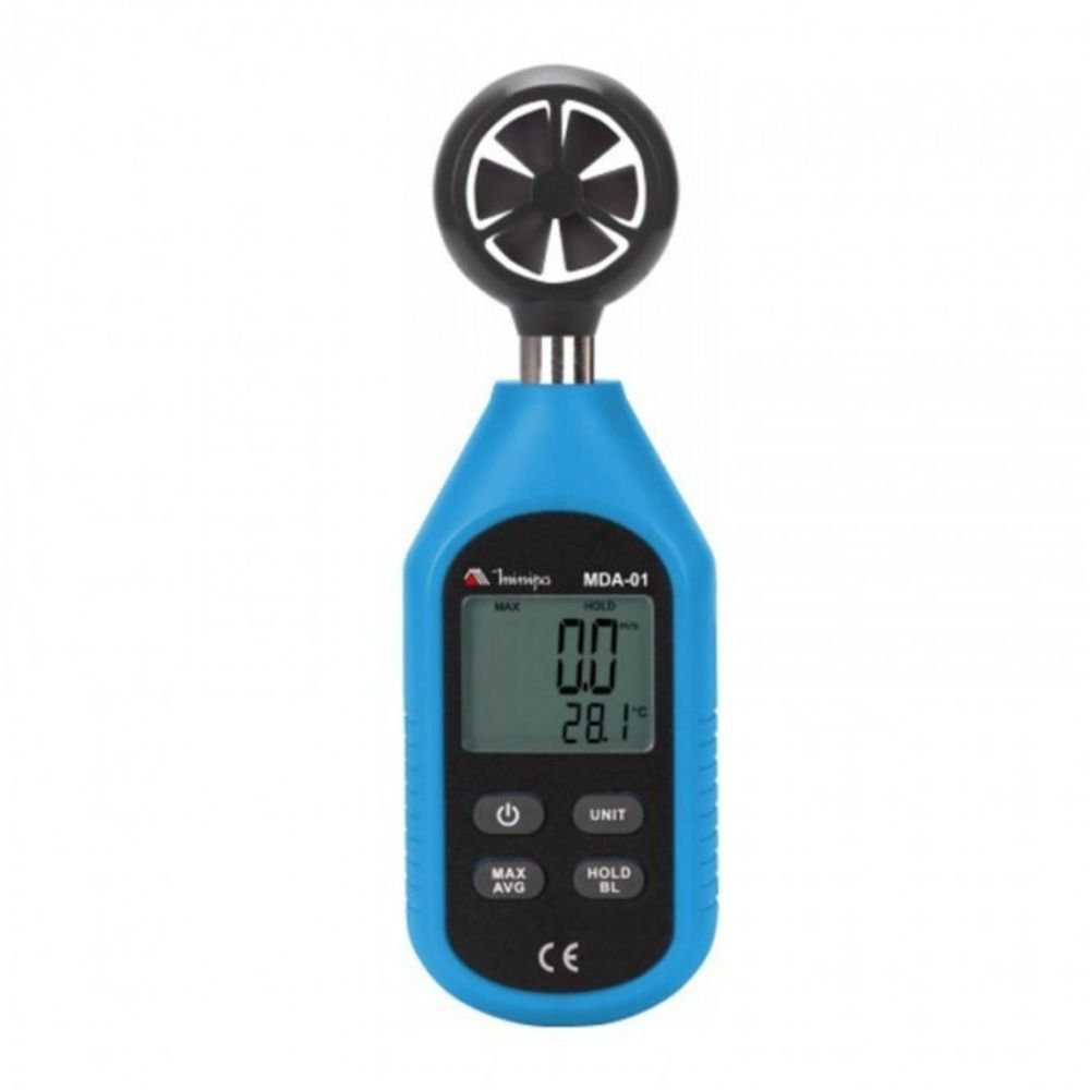 Anemômetro Digital - Minipa MDA-01