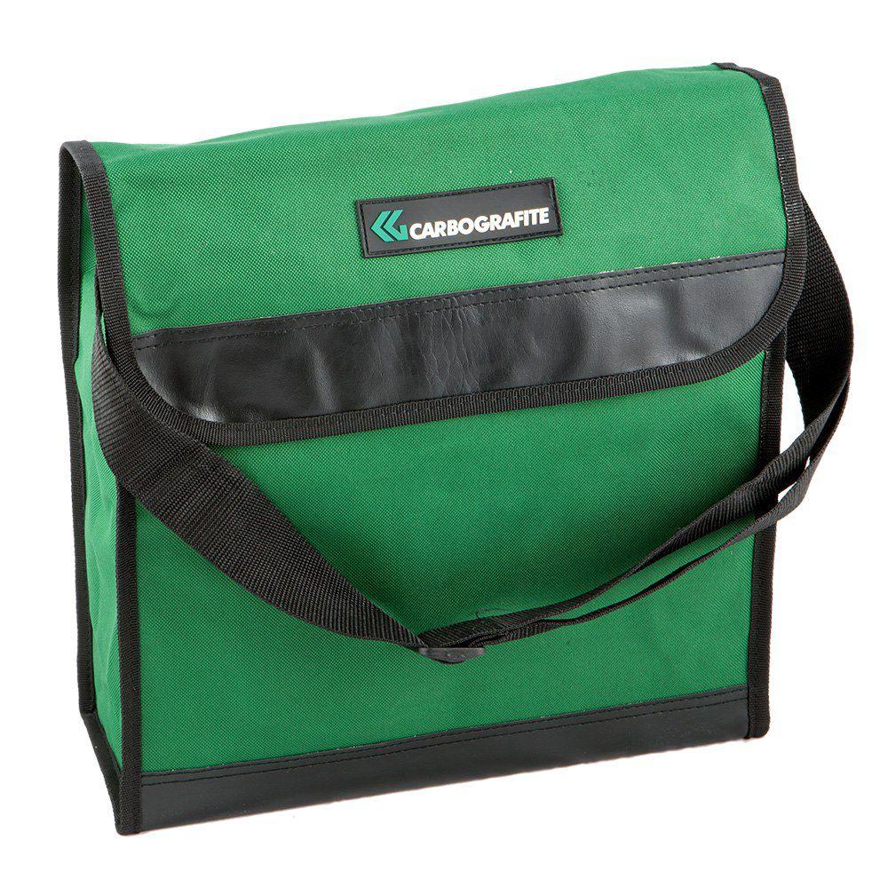 Bolsa Fechada em Lona (35cm x 30cm x 10cm) - CARBOGRAFITE CG425