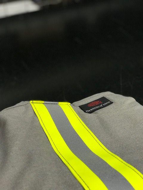 Camisa Protera C/ Bolso Categoria II DuPont