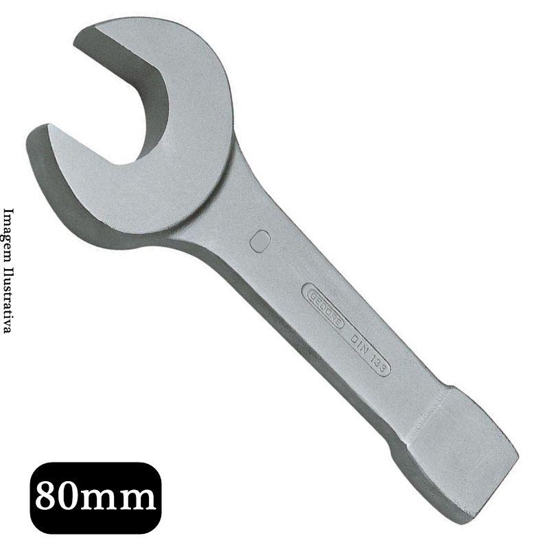 Chave Fixa de Bater 133 - 80mm - Gedore