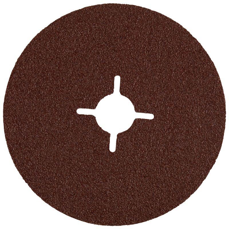 Discos de Lixa Metalite Tyrolit BASIC A-B02 180x22 Grão 24