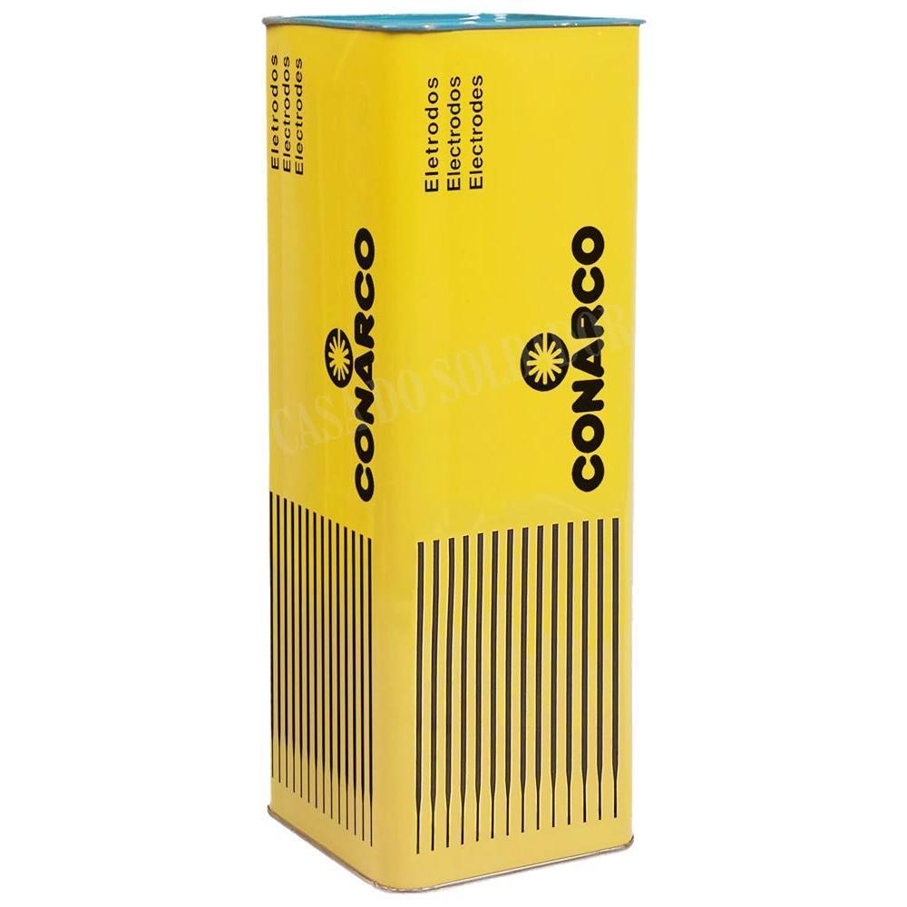 Eletrodo Esab Conarco 7018 4,00mm - LT 25kg