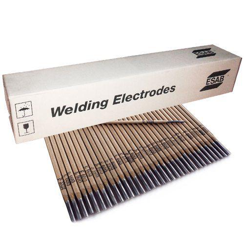 Eletrodo ESAB Weld 6013 2,50mm - 5Kg