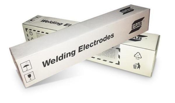 Eletrodo Revestido Para Solda 6013 3,25x350mm - Sc 02kg Esab