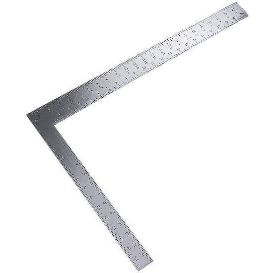Esquadro em Aço P/ Carpinteiro 24 x 16 Pol. - Stanley 45-600