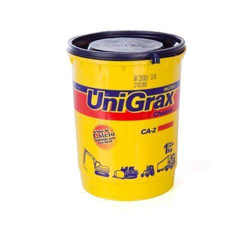 Graxa de Uso Geral Unigrax CA2 Pote 1kg Ingrax