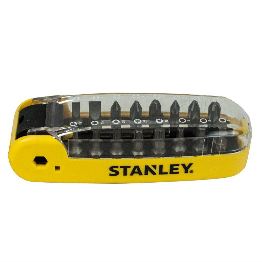 Jogo de bits C/ 17 peças Stanley STA2130